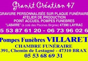 De nouveaux services proposés chez Granit Création 47