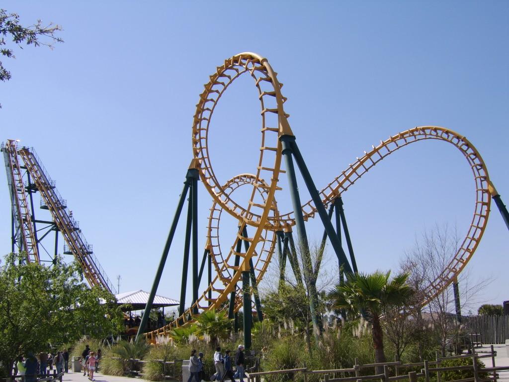 Parc d'attractions Walibi à 10 minutes de Layrac