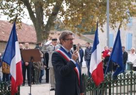 Cérémonie du 11 novembre à Layrac en vidéo