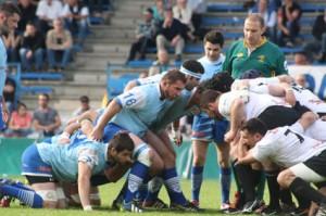 Match de rugby de Layrac  saison 2013-2014