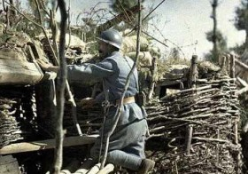 Expo-conférence «1914/1918 : la vie dans les tranchées»