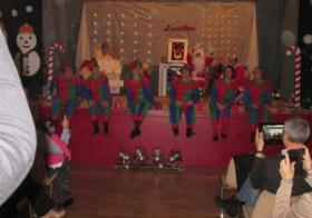 Fête de Noël organisée par le RAM de Layrac