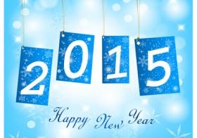 Bonne année 2015 à tous les layracais