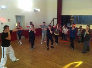 body-taekwondo à Layrac