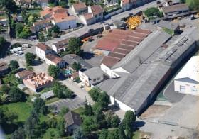 L'usine KIRPY à Layrac