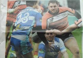 Les rugbymen de l'ASL : champions du PA