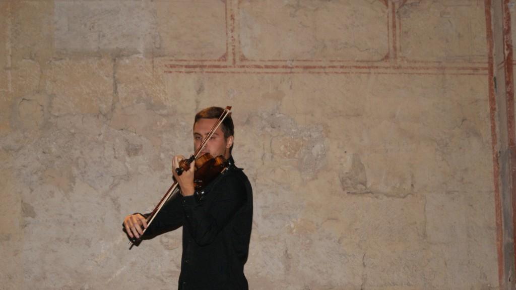 Jean-Baptiste SARROU, violoniste originaire de Layrac