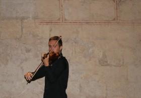 Photos de la soirée violon