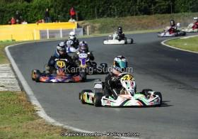 105 pilotes de karting se sont déplacés sur le circuit de Layrac