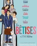 Film «Les Bêtises» au cinéma le 11 décembre