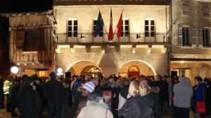 Inauguration de la place Jean Jaurès